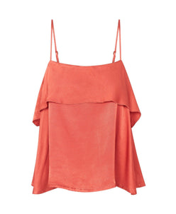Mandola Top by Tigerlily in Terracotta