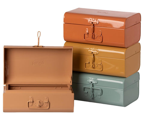 Presale Storage Suitcase Small 4 Assorted Colors