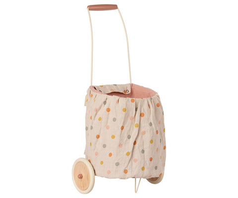 Trolley Multi Dots Rose