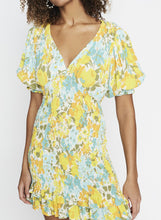 Load image into Gallery viewer, Margherita Mini Dress Annina Floral Print