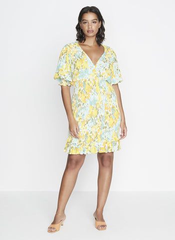 Margherita Mini Dress Annina Floral Print