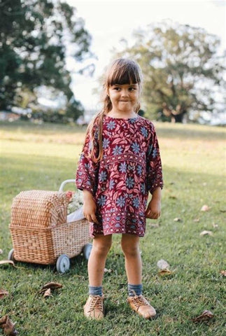 Marigold Kiddies Dress