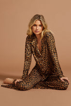 Load image into Gallery viewer, Natalie Pant - Leopard | Beach Riot - Fall 2020 - Women's Loungewear