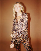 Load image into Gallery viewer, Mary Blouse & Natalie Pant - Leopard | Beach Riot - Fall 2020 - Women's Loungewear