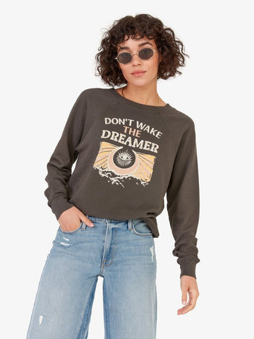 Vintage Pullover: Don't Wake The Dreamer