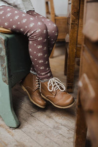 The Humble Soles Mila Boots Leather Toddler Shoes
