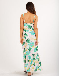 Cleobella Mindy Midi Dress in Tropical S, M, L