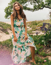 Load image into Gallery viewer, Cleobella Mindy Midi Dress in Tropical