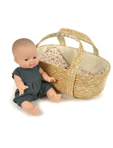 Minikane Braided Bassinet