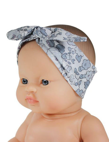 Minikane Cotton Liberty Headband - Betsy