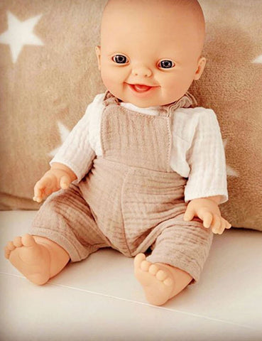 Minikane Little Nordic Baby Boy Doll