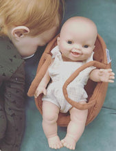 Load image into Gallery viewer, MiniKane Little Nordic Baby Girl Doll