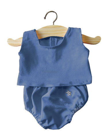 Minikane Sasha Jersey Set - Artic Blue