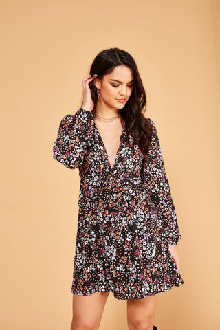 Garden Secrets Mini Dress