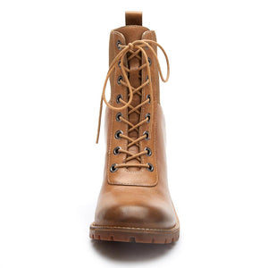 Moss Boots in Tan by Matisse | Booties