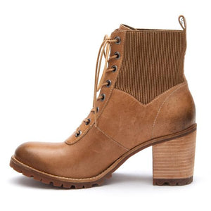 Moss Boots in Tan by Matisse | Womens Shoes
