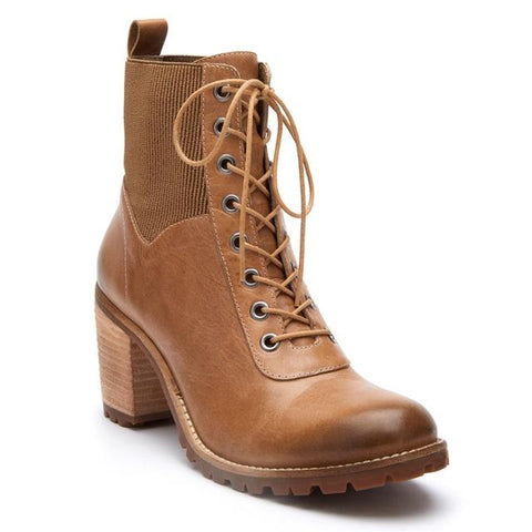 Moss Boots in Tan by Matisse