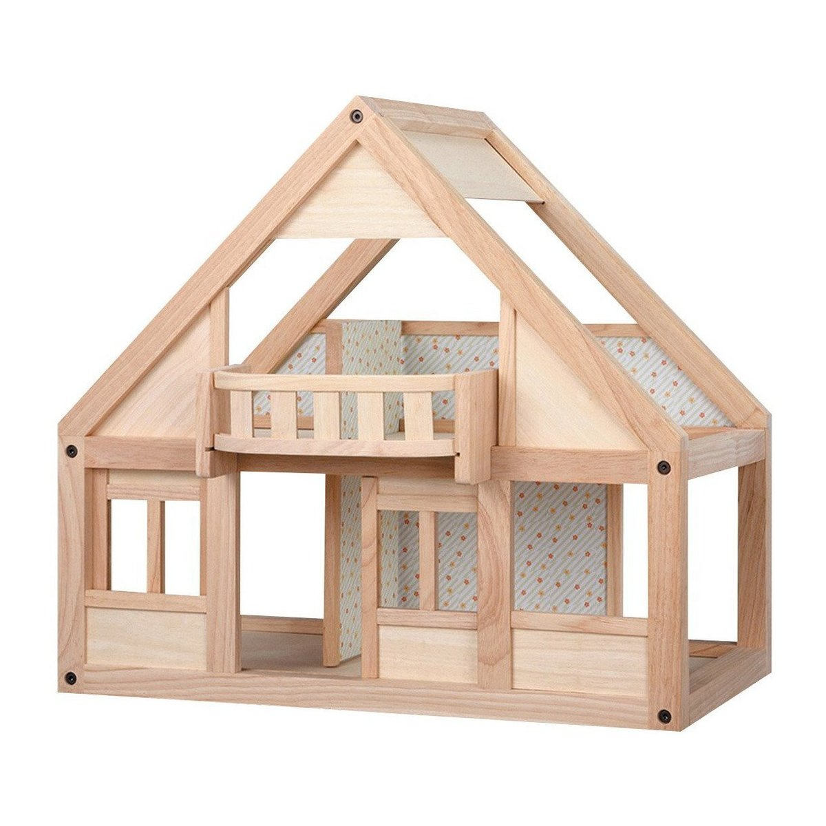 My First Dollhouse | Wooden Dollhouse
