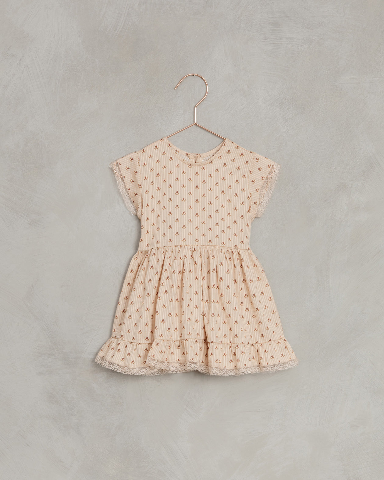 Noralee Tulip Betty Dress Light Peach