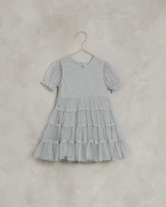 Noralee Dottie Dress Blue