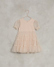 Load image into Gallery viewer, Noralee Dottie Dress Light Peach
