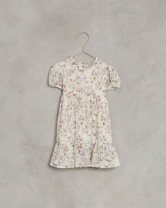 Noralee Butterfly Garden Wendy Dress Ivory