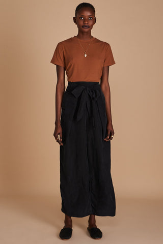 Nara Pants - Onyx Black from Sancia
