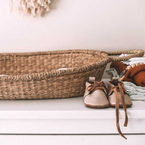 Nyla Changing Basket by Olli Ella | Home