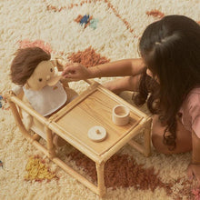 Load image into Gallery viewer, Olli Ella Dinkum Doll High Chair