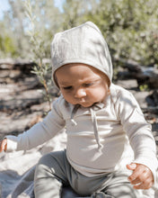 Load image into Gallery viewer, Sand Linen Bonnet | Briar Baby - Newborn Baby Headwear