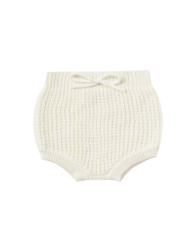 Knit Bloomer - Ivory