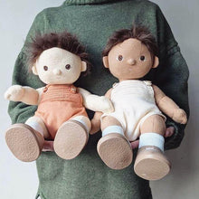 Load image into Gallery viewer, Gender Neutral Dolls | Olli Ella Peanut Dinkum Doll