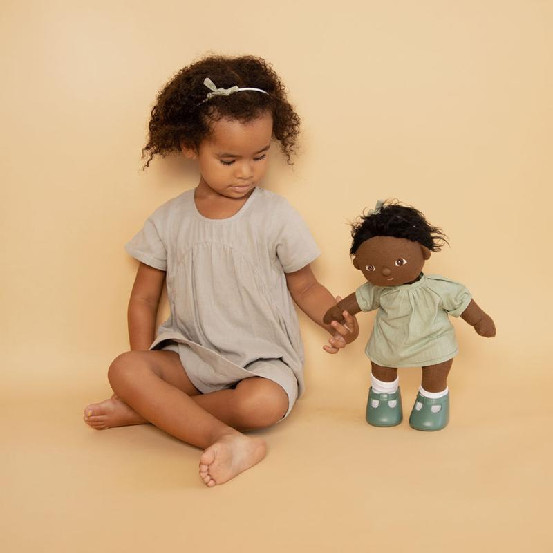 Load image into Gallery viewer, Dinkum Dolls Travel Togs - Mint