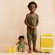 Load image into Gallery viewer, Dinkum Dolls Travel Togs - Mustard