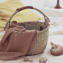 Load image into Gallery viewer, Bohemian Baskets | Olli Ella Midi Bolga Basket
