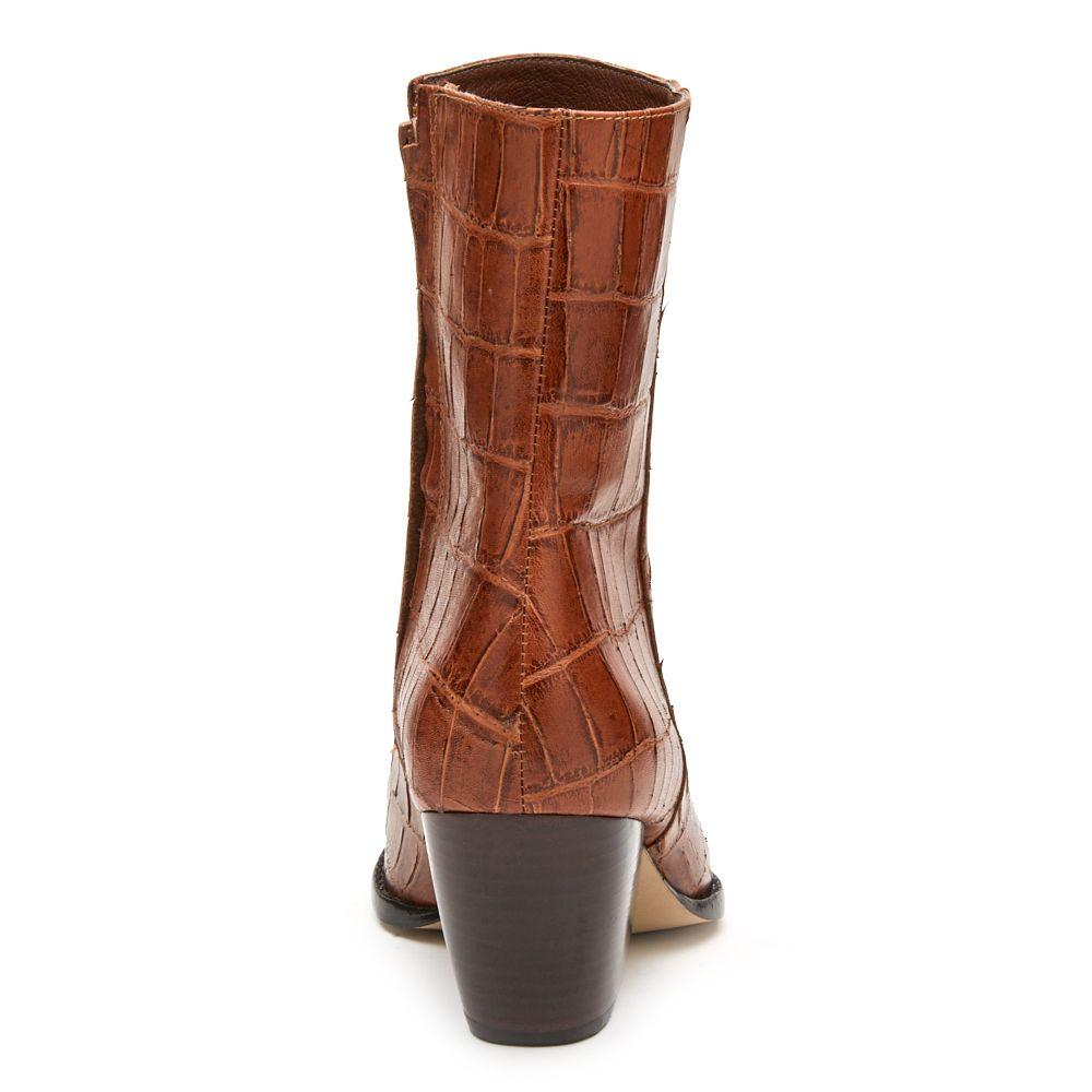 Load image into Gallery viewer, Caty - Brown Croc | Matisse Women's Boots Fall 2020