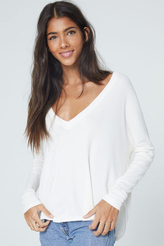 Plunge V Neck Thermal
