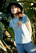 Load image into Gallery viewer, DayDreamer Palm Springs Tour Tee | Bohemian Clothing for Women