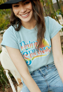DayDreamer Palm Springs Tour Tee | Bohemian Mama