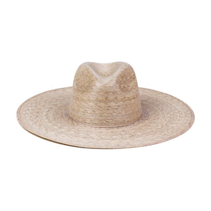 Palma Wide Fedora Hat from Lack of Color | Women's Straw Hat