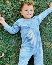 Load image into Gallery viewer, Non-footed Jumpsuit - Ocean Mist | Bohemian Mama Littles - Kids' Clothing