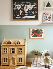 Load image into Gallery viewer, PlanToys Victorian Dollhouse