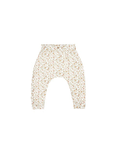 The Rylee & Cru Spring Meadow Slouch Pant Ivory