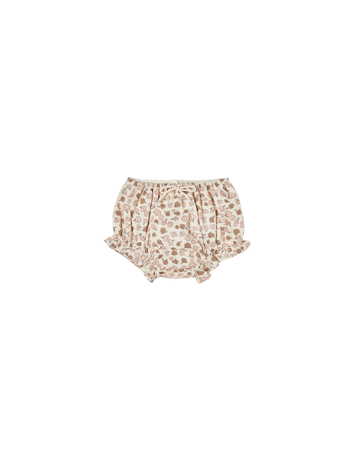 The Rylee & Cru Delicate Flower Flutter Bloomer Natural