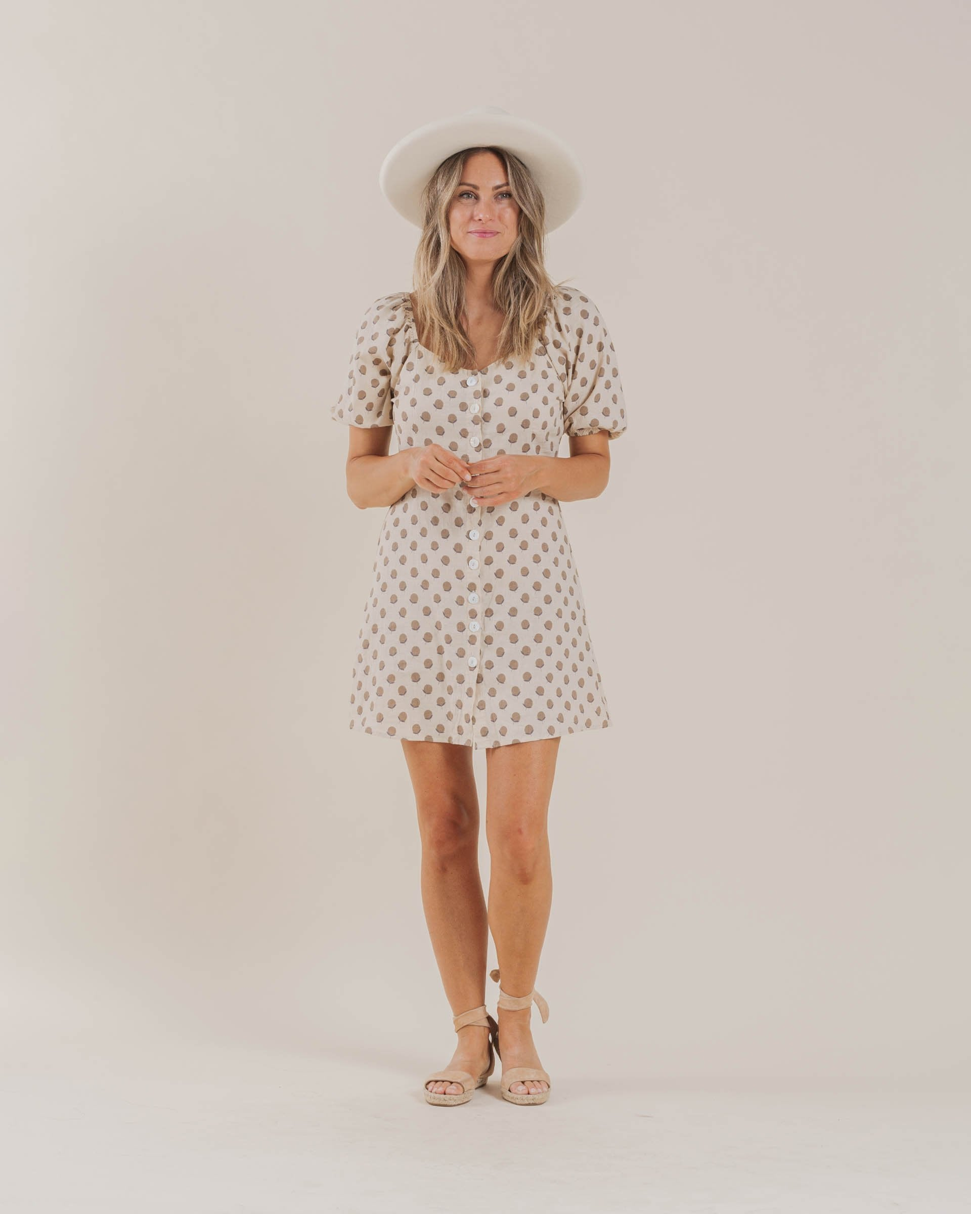 Load image into Gallery viewer, Bud Bardot Dress Shell | Rylee & Cru - Women's Clothing
