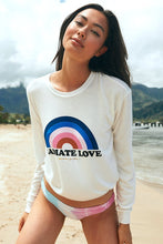 Load image into Gallery viewer, Radiate Love Savasana Pullover