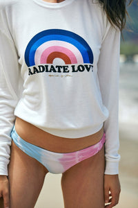 Radiate Love Savasana Pullover