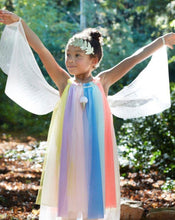 Load image into Gallery viewer, Rainbow Girl Dress Up
