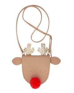 Reindeer Cross Body Bag | Meri Meri Kids Holiday