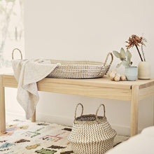 Load image into Gallery viewer, Reva Changing Basket Olli Ella | Bohemian Nursery
